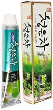 Kerasys 2080 Зубная паста Восточный чай с гинкго 130 г