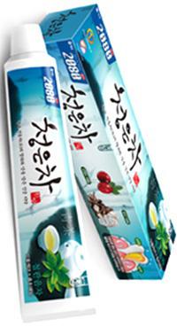 Kerasys 2080 Зубная паста Восточный чай тигуань 120 г