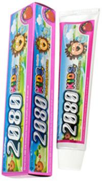 Kerasys 2080 Зубная паста детская клубничная 80 г
