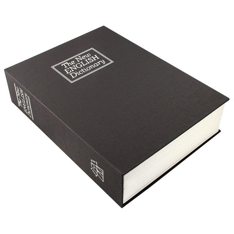 Книга сейф Английский словарь 24 см черный