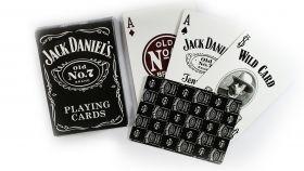 Игральные карты Bicycle Jack Daniel's