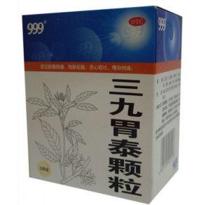 """Чай """"999"""" для лечения желудка"""