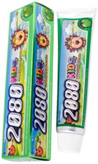 Kerasys 2080 Зубная паста детская яблочная 80 г
