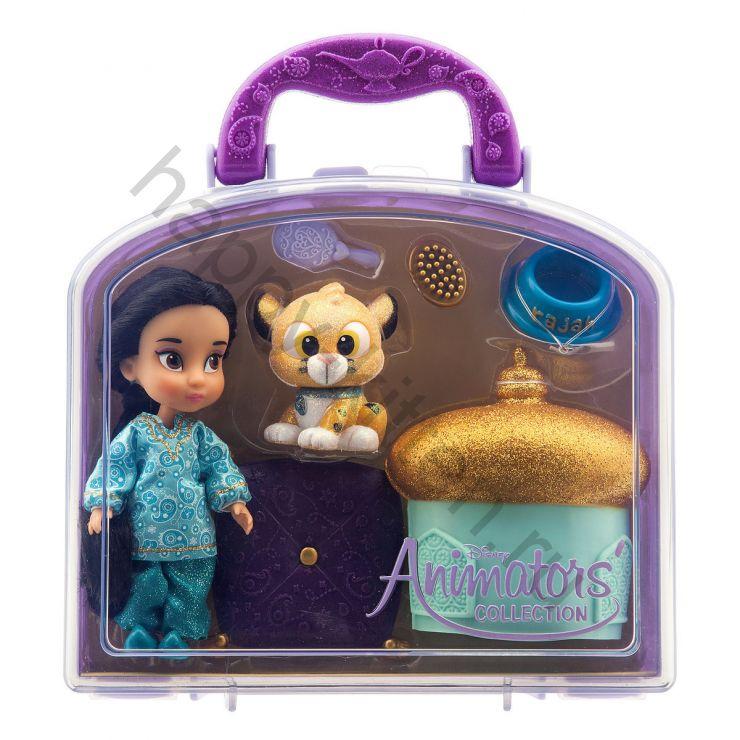Кукла Жасмин мини. Набор игрушек.