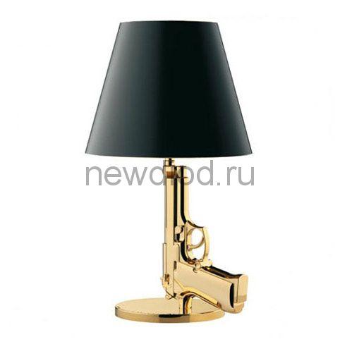 Настольная лампа Flos Guns Bedside by Philippe Starck