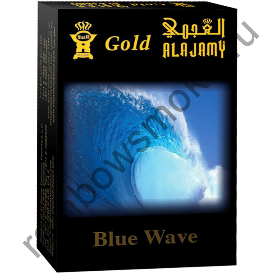 Al Ajamy Gold 50 гр - Blue Wave (Синяя Волна)