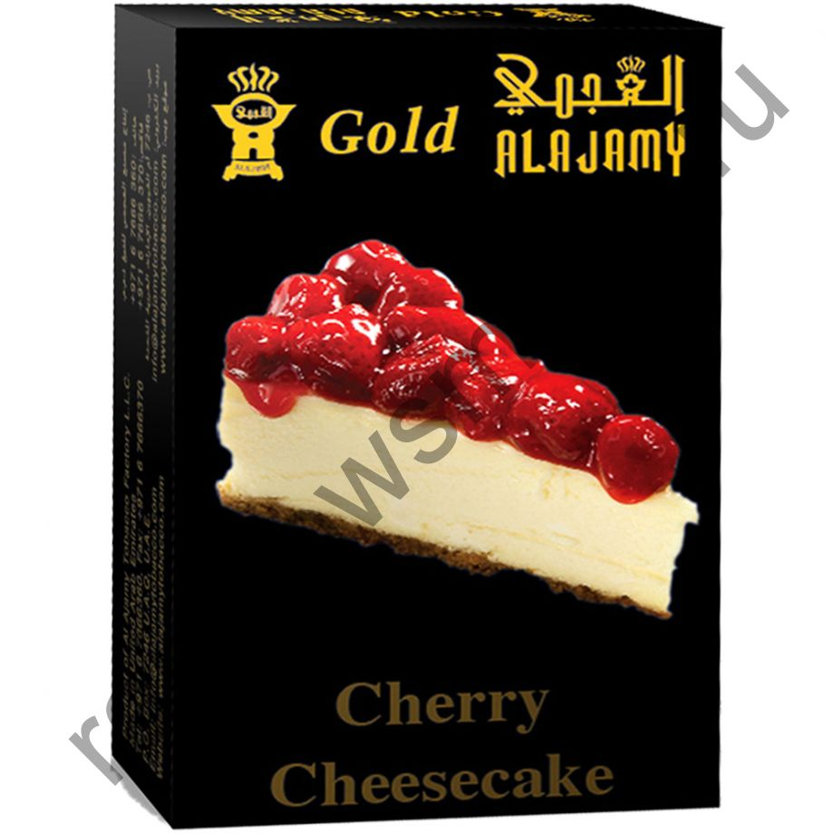Al Ajamy Gold 50 гр - Cherry Cheese Cake (Вишнёвый чизкейк)