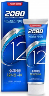 Kerasys 2080 Зубная паста Эдванс Защита от кариеса 120 г