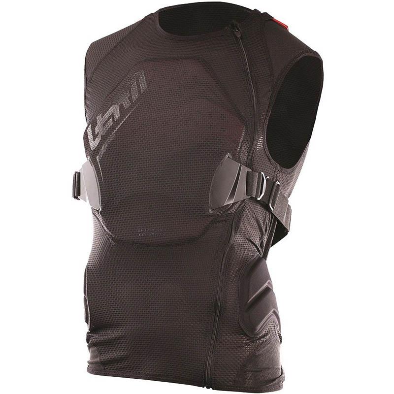 Leatt - 3DF AirFit Lite Body Vest защитный жилет, черный
