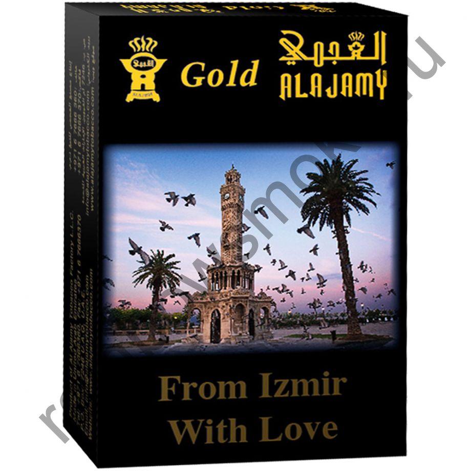 Al Ajamy Gold 50 гр - From Izmir with Love (Из Измира с Любовью)