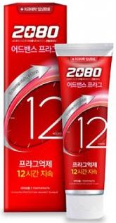 Kerasys 2080 Зубная паста Эдванс Защита от образования налёта 120 г