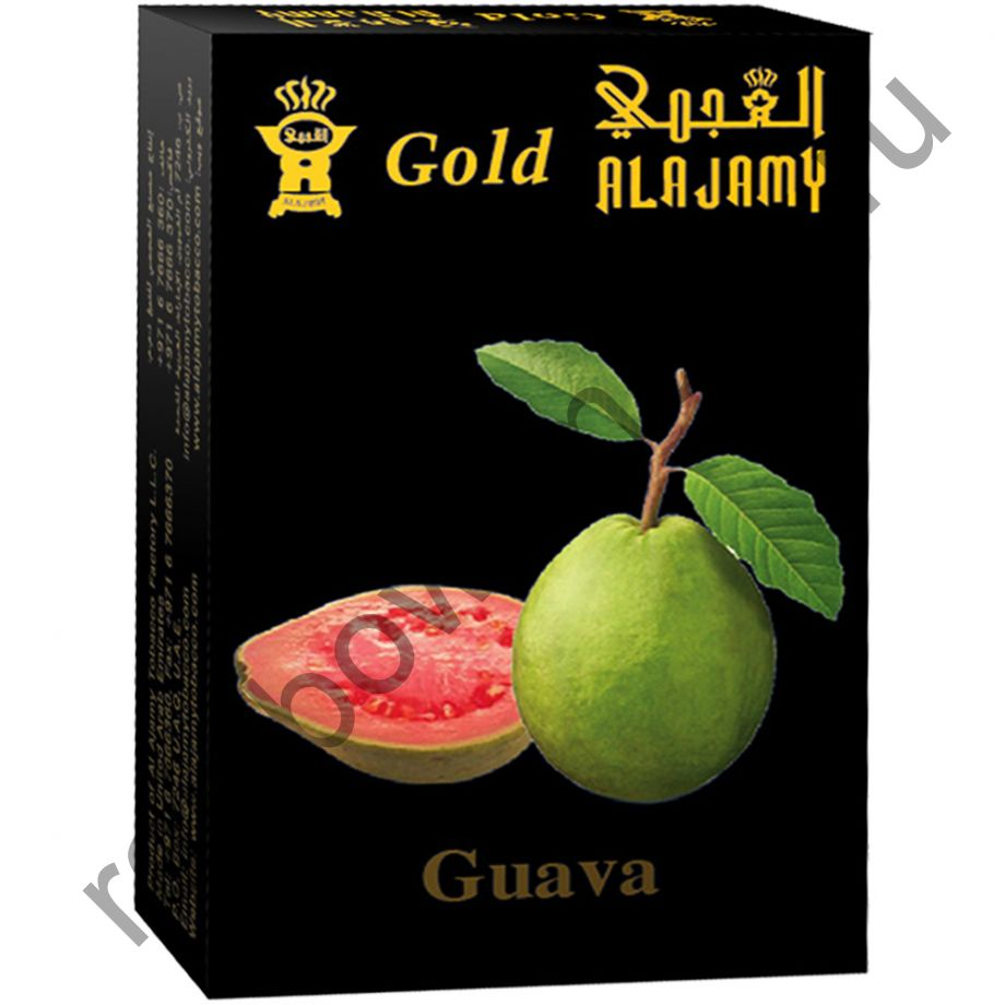 Al Ajamy Gold 50 гр - Guava (Гуава)