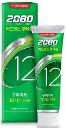 Kerasys 2080 Зубная паста Эдванс Свежесть дыхания 120 г