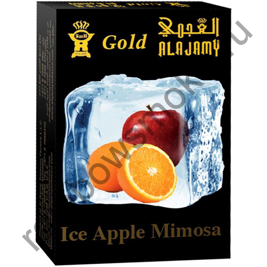 Al Ajamy Gold 50 гр - Ice Apple Mimoza (Ледяное Яблоко с Мимозой)