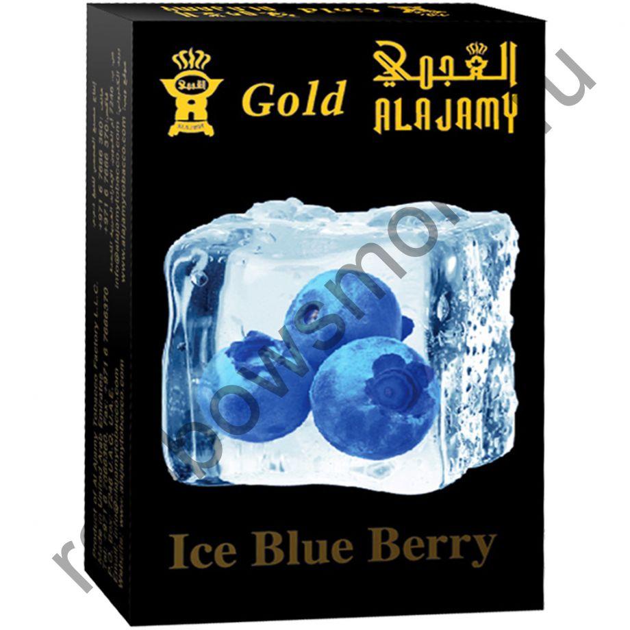 Al Ajamy Gold 50 гр - Ice Blue Berry (Ледяная черника)
