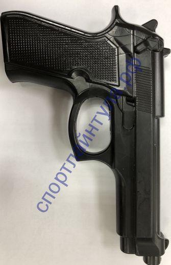 Пистолет резиновый, тренировочный