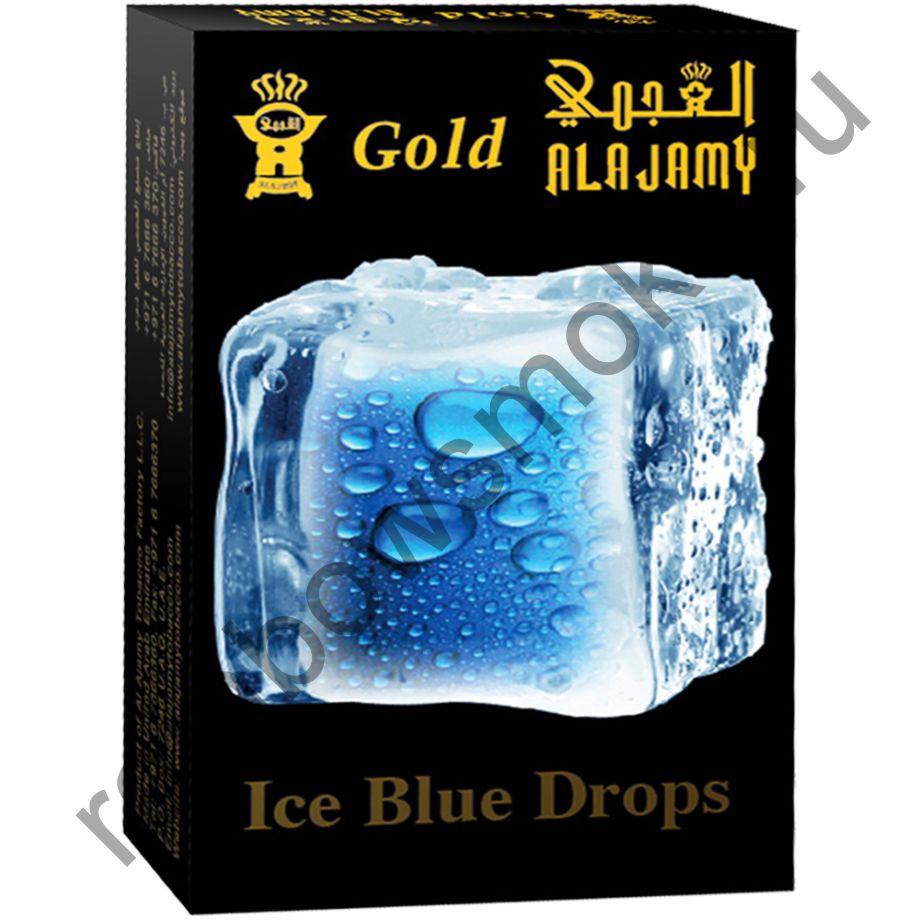 Al Ajamy Gold 50 гр - Ice Blue Drops (Синие Капли со льдом)