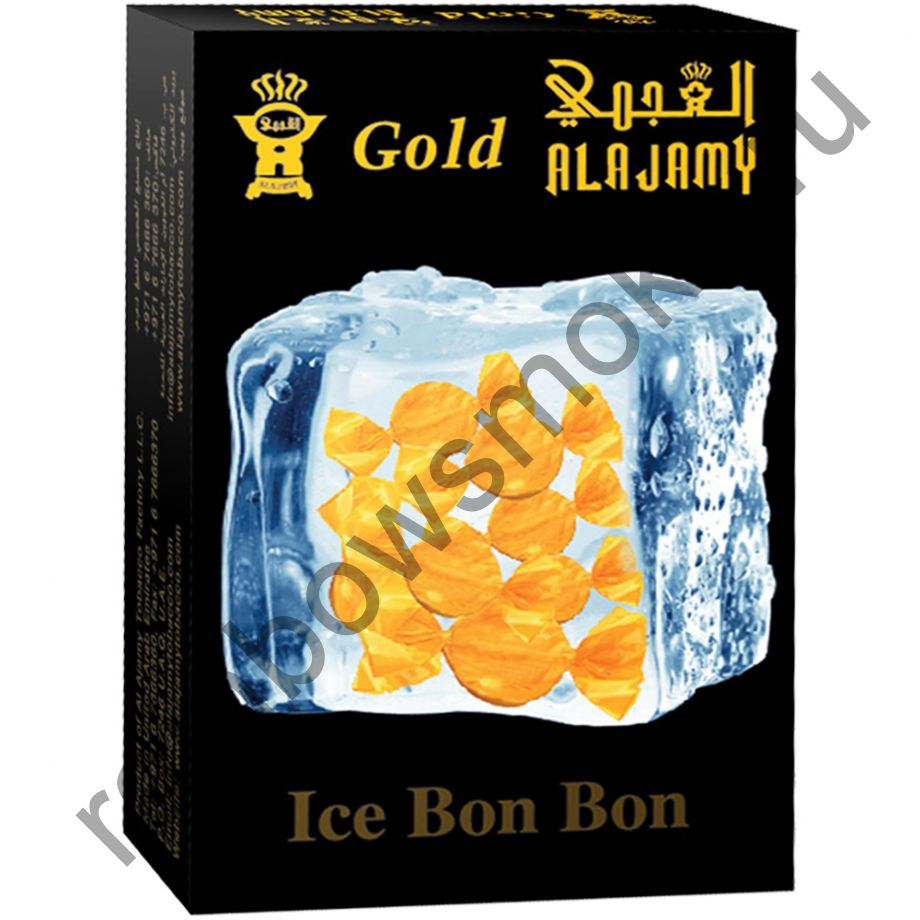 Al Ajamy Gold 50 гр - Ice Bon Bon (Леденцы Бон Бон)
