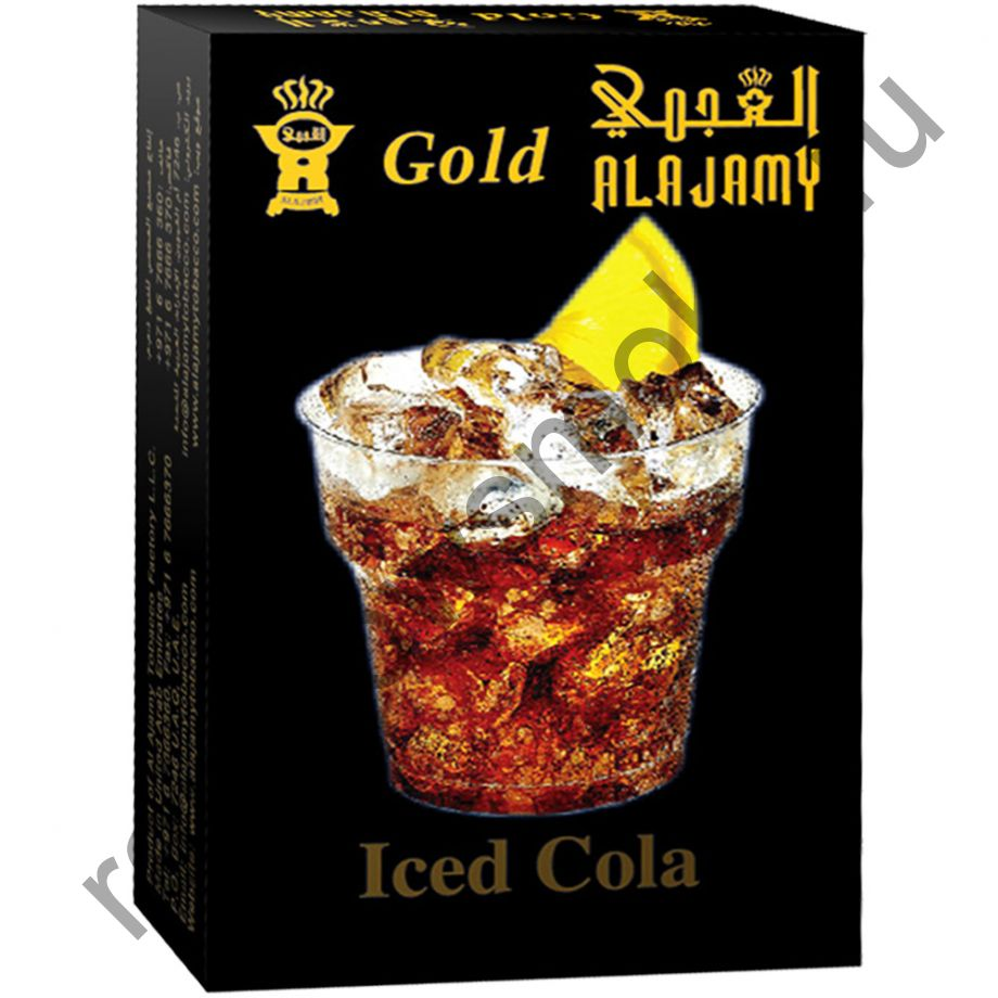 Al Ajamy Gold 50 гр - Iced Cola (Ледяная кола)