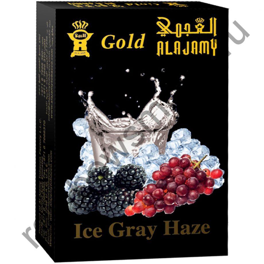Al Ajamy Gold 50 гр - Ice Gray Haze (Ледяная Серая Дымка)