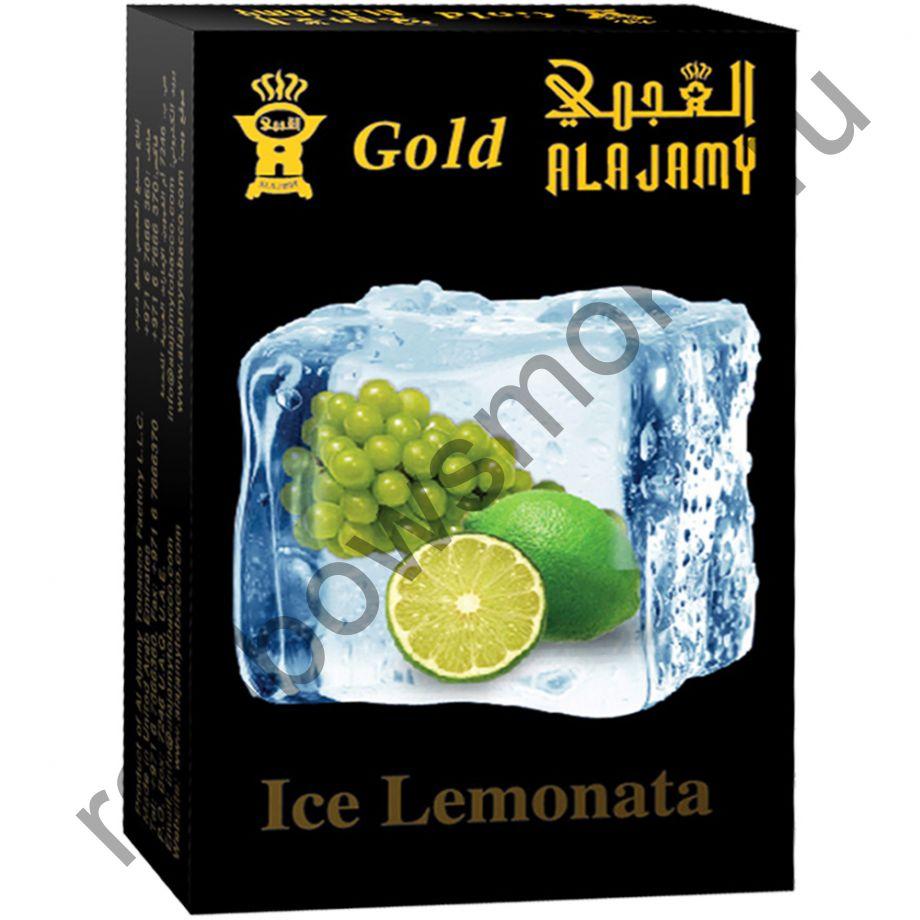 Al Ajamy Gold 50 гр - Ice Lemonata (Ледяной Лимонад)