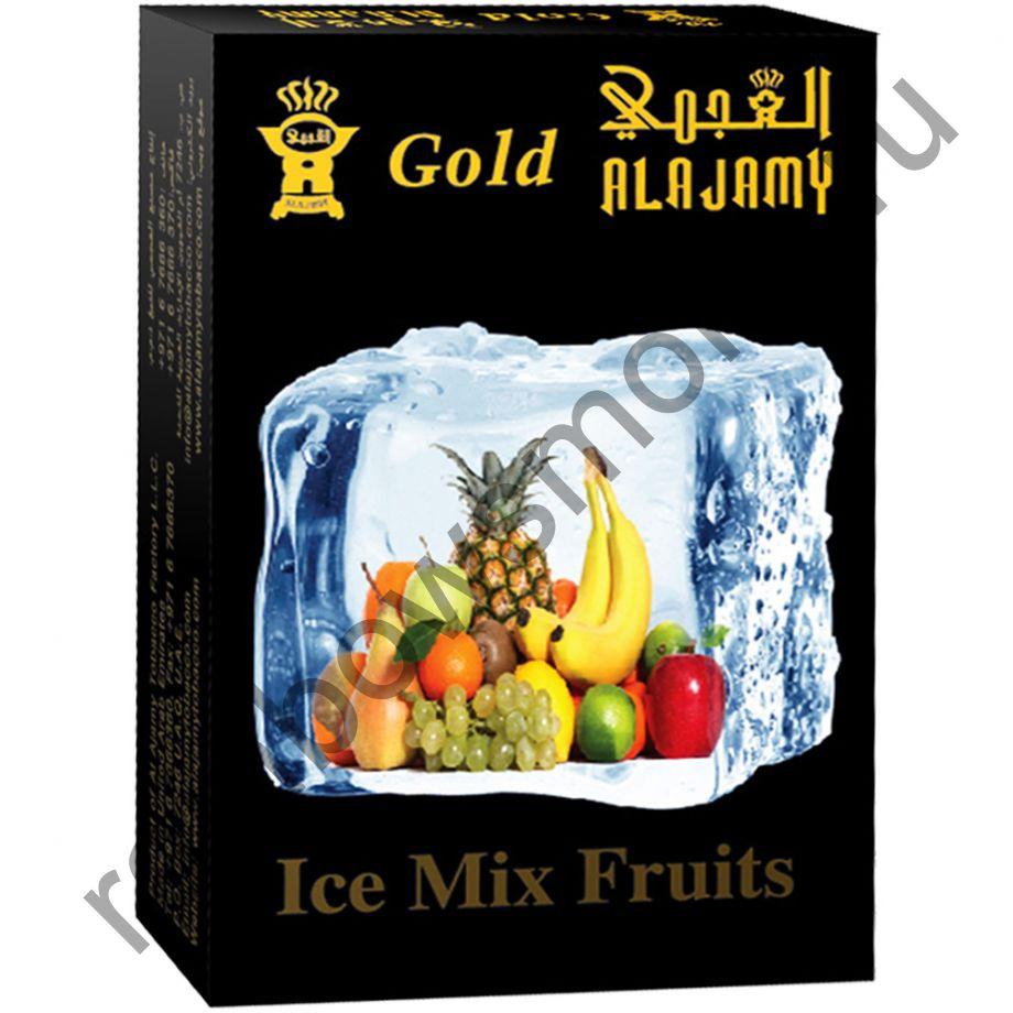 Al Ajamy Gold 50 гр - Ice Mix Fruits (Ледяной Микс Фруктов)
