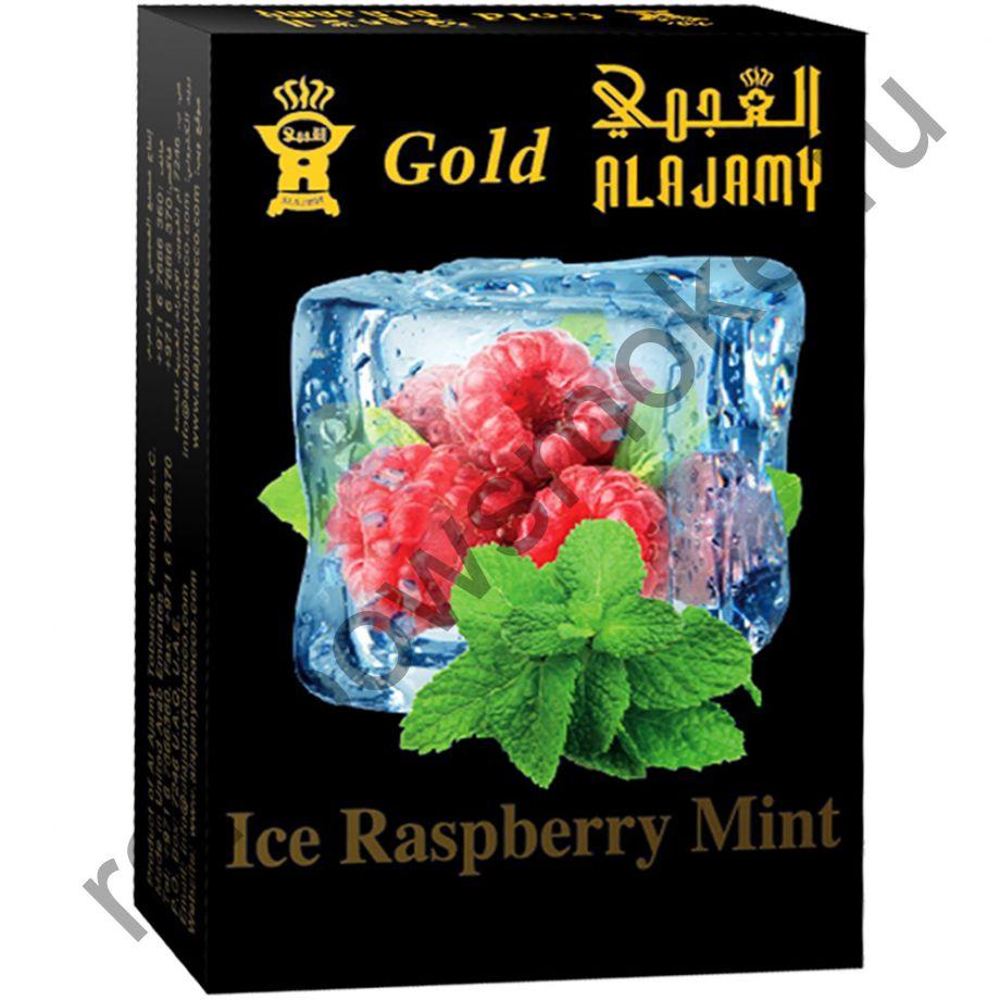 Al Ajamy Gold 50 гр - Ice Raspberry Mint (Ледяная малина с мятой)