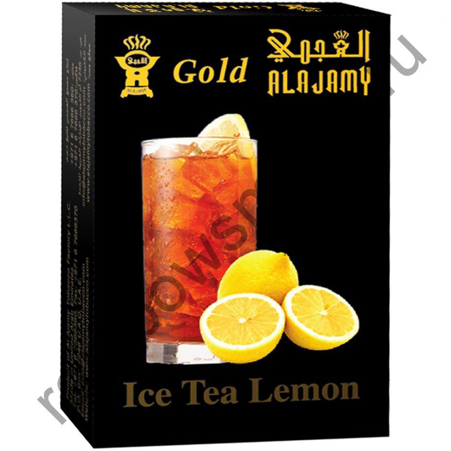 Al Ajamy Gold 50 гр - Ice Tea Lemon (Ледяной чай с лимоном)