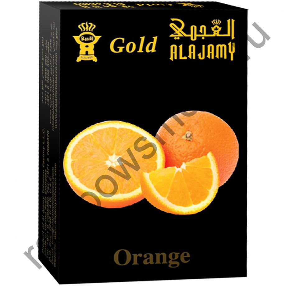 Al Ajamy Gold 50 гр - Orange (Апельсин)