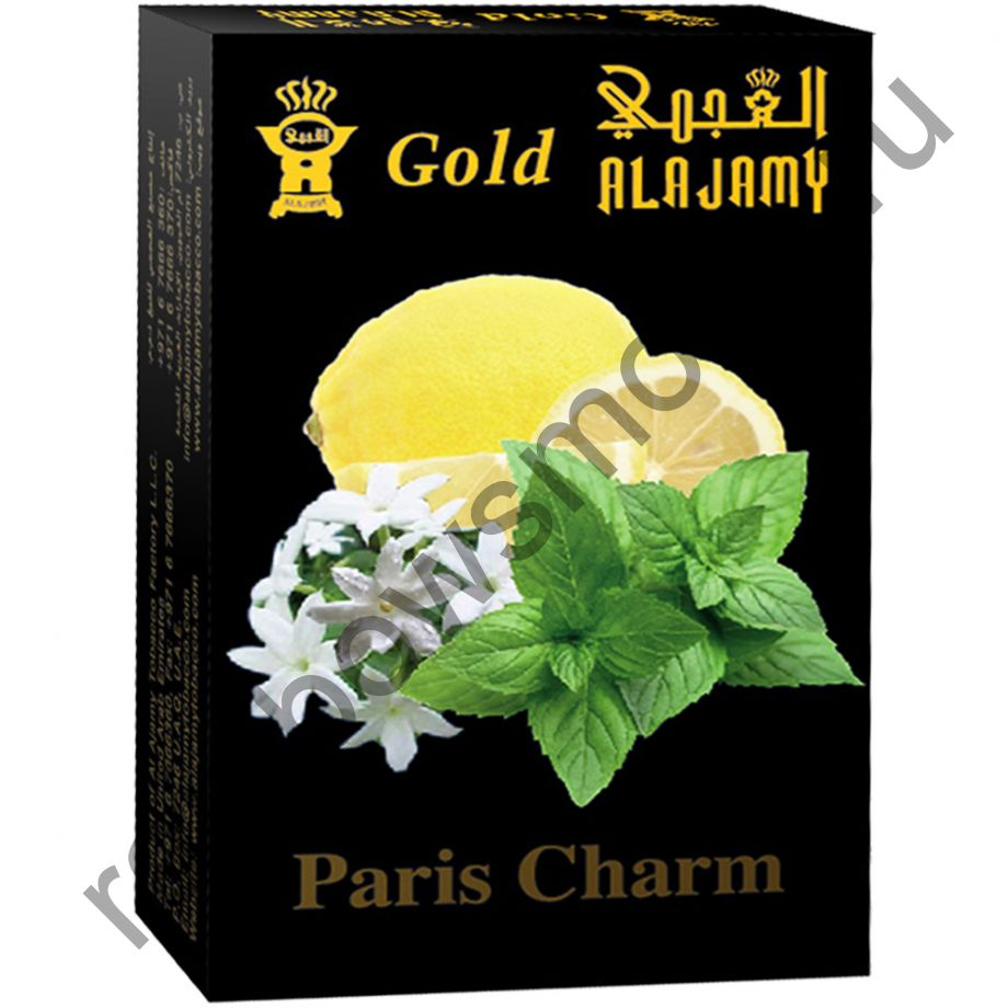 Al Ajamy Gold 50 гр - Paris Charm (Парижский Шарм)