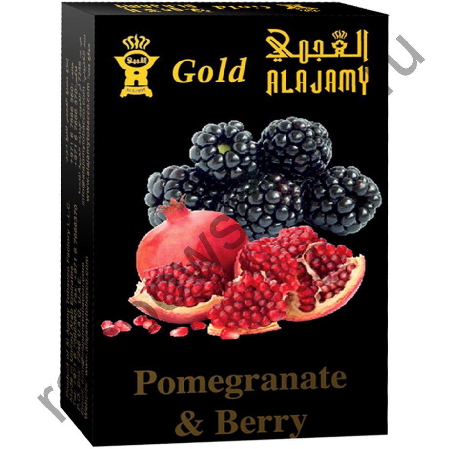 Al Ajamy Gold 50 гр - Pomegranate and Berry (Гранат и ягоды)