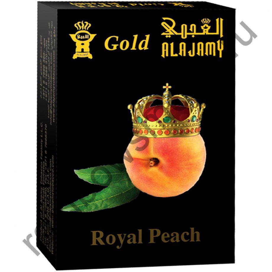 Al Ajamy Gold 50 гр - Royal Peach (Королевский персик)