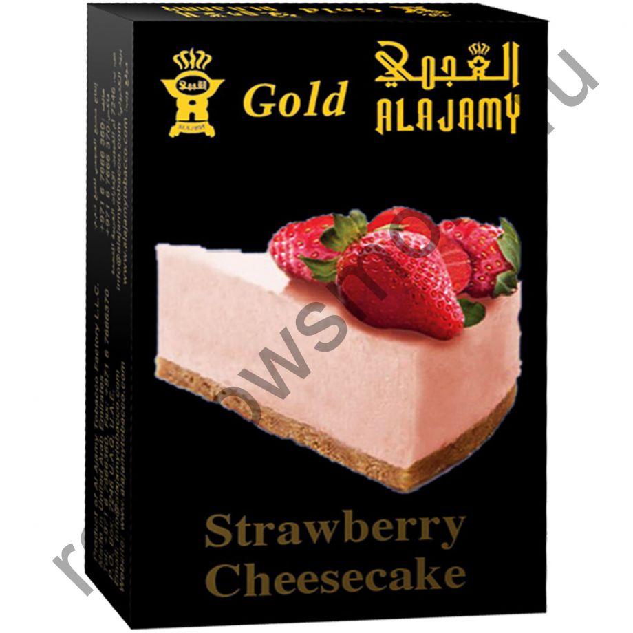 Al Ajamy Gold 50 гр - Strawberry Cheese Cake (Клубничный чизкейк)