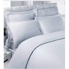 """Комплект постельного белья """"KARNA""""  Страйп Сатин  1,5-спальный   Арт.219/1"""