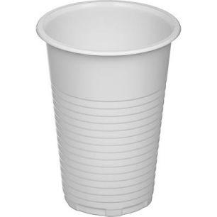 Стакан пластиковый 200 мл (100 шт.)