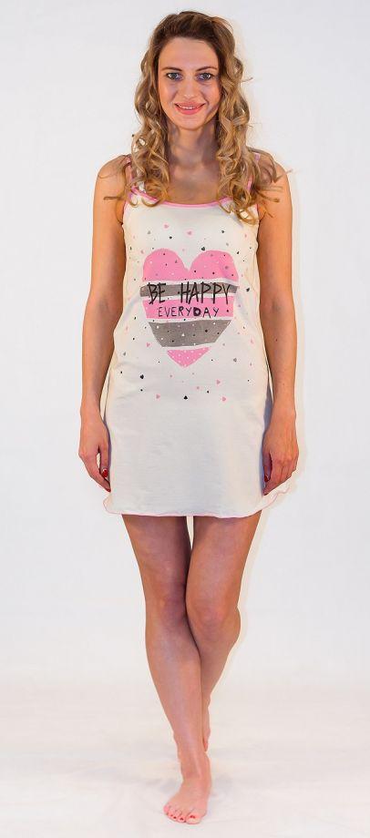 Сорочка женская Мила Efri-Ss37 (хлопок)