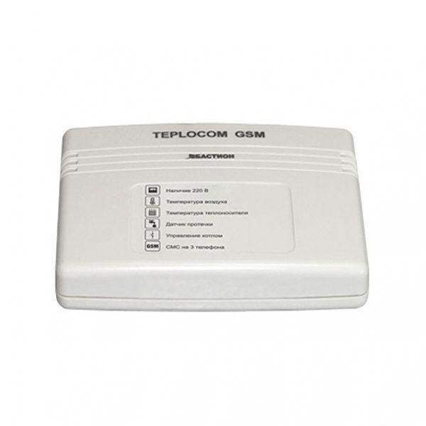 TEPLOCOM GSM Теплоинформатор