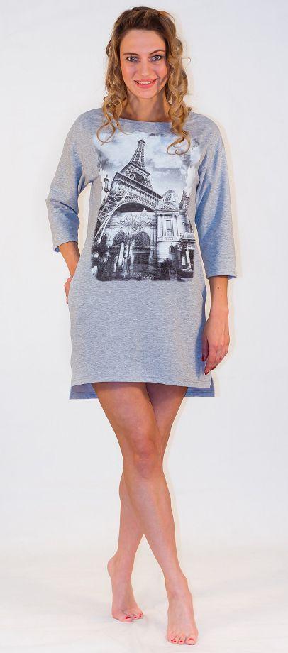 Платье женское Миранда Efri-St119 (футер)