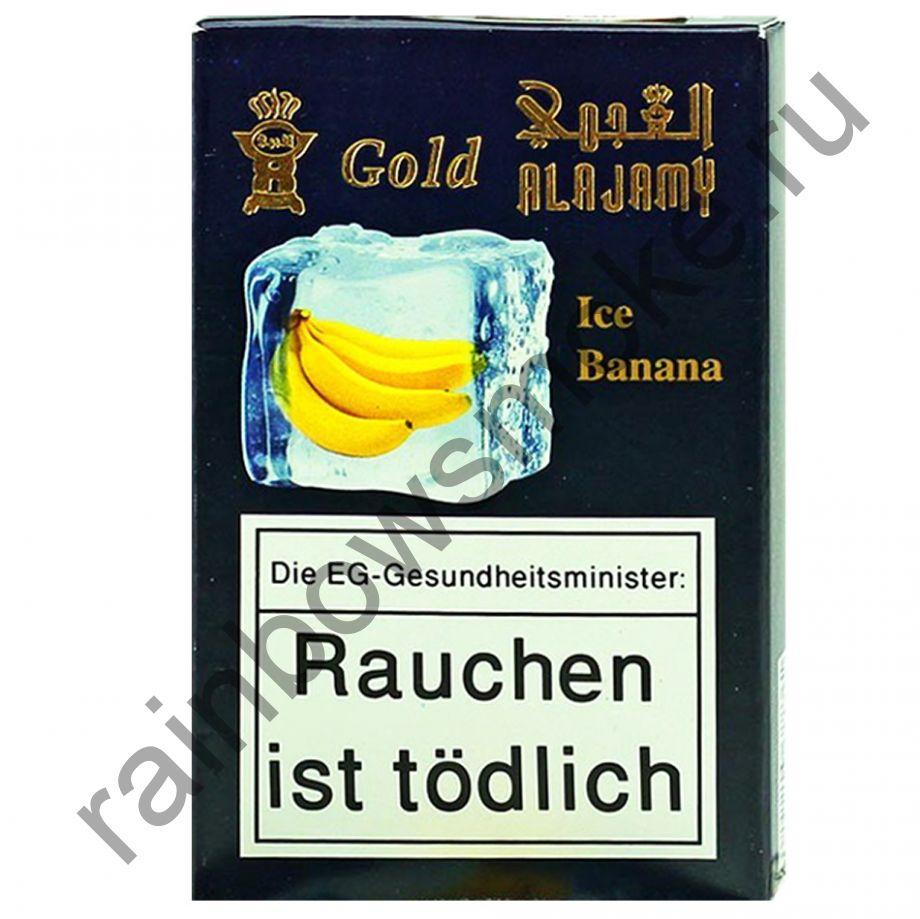 Al Ajamy Gold 50 гр - Ice Banana (Ледяной Банан)