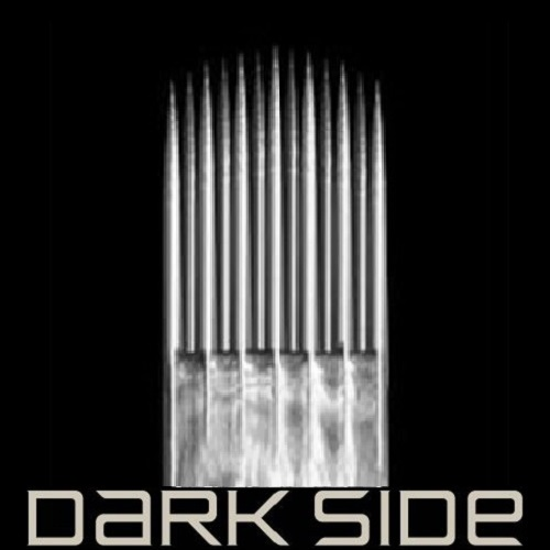 Dark Side Round Magnum 0,35 Long Taper