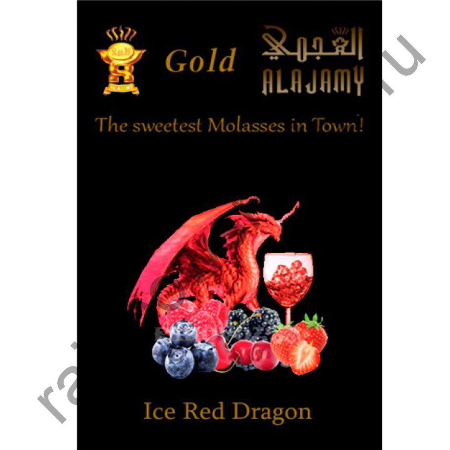 Al Ajamy Gold 50 гр - Ice Red Dragon (Ледяной красный дракон)