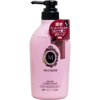 SHISEIDO MA CHERIE Кондиционер для волос для придания объема с цветочно-фруктовым ароматом