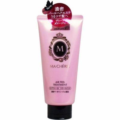 SHISEIDO MA CHERIE Концентрированный бальзам-уход для волос для придания объема с цветочно-фруктовым ароматом, 180 гр