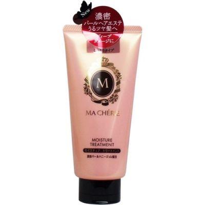 SHISEIDO MA CHERIE Увлажняющий концентрированный бальзам-уход для волос с цветочно-фруктовым ароматом, 180 гр.