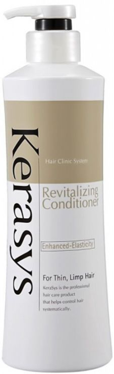 KeraSys Кондиционер для волос Оздоравливающий с дозатором 600 мл