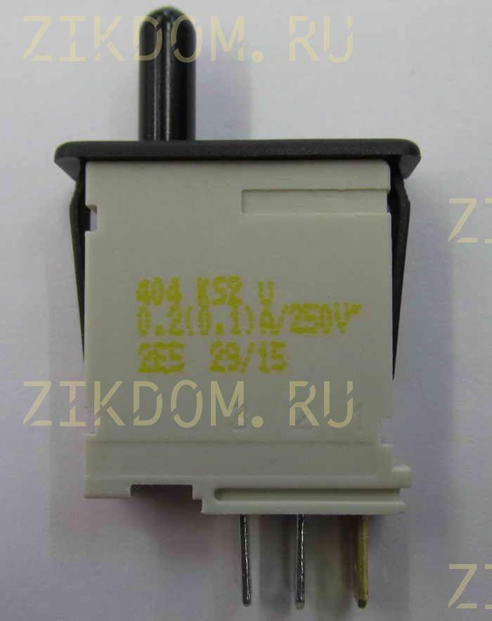 Выключатель света холодильника Bosch HL-404KS2, 609987