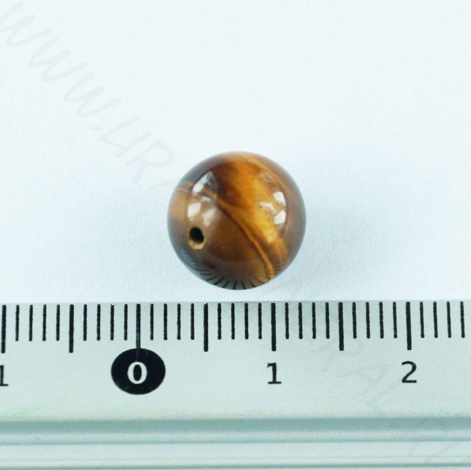 Бусина из тигрового глаза арт. 3412
