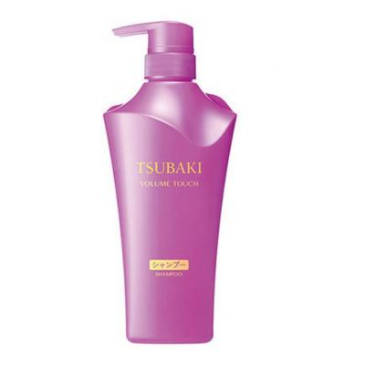 SHISEIDO TSUBAKI Volume Touch Шампунь для волос для придания объема с маслом камелии
