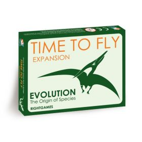 Evolution. Time to Fly
