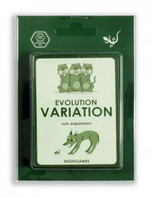 Evolution. Variation